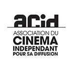 ACID logo blanc