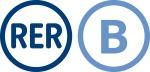 Logo du RER B