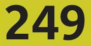 Logo du bus 249