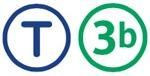 Logo du tramway T3b