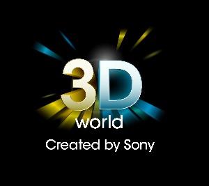 Logo Sony 3D