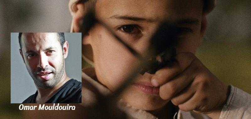 """Photo du court-métrage """"Margelle"""" et du réalisateur Omar Mouldouira"""